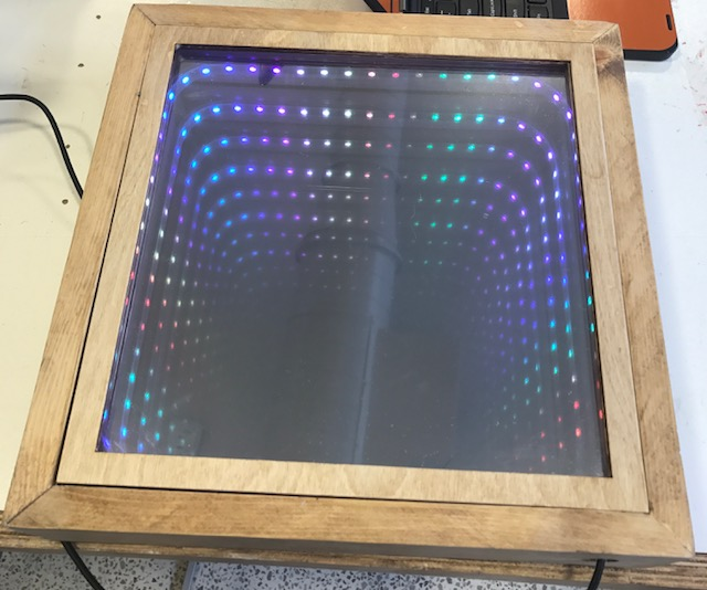 2017 Infinity Mirror Project
